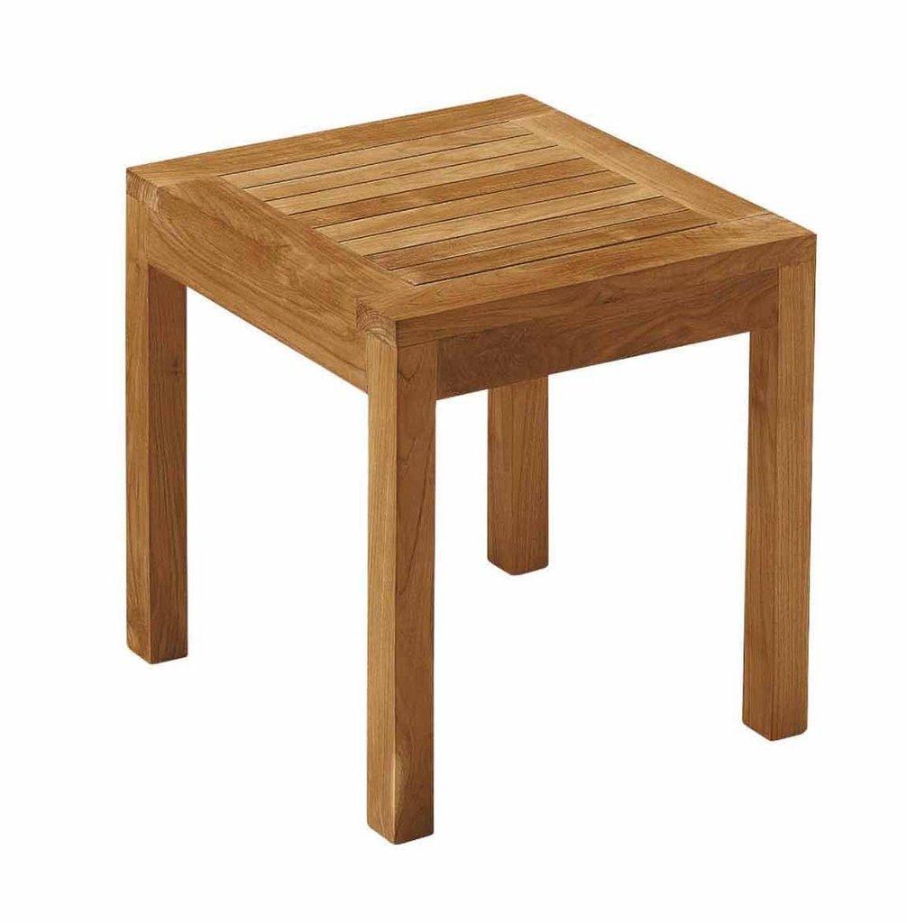 Tavolino teak esterno interno compra online rosi store - Tavolino esterno ...
