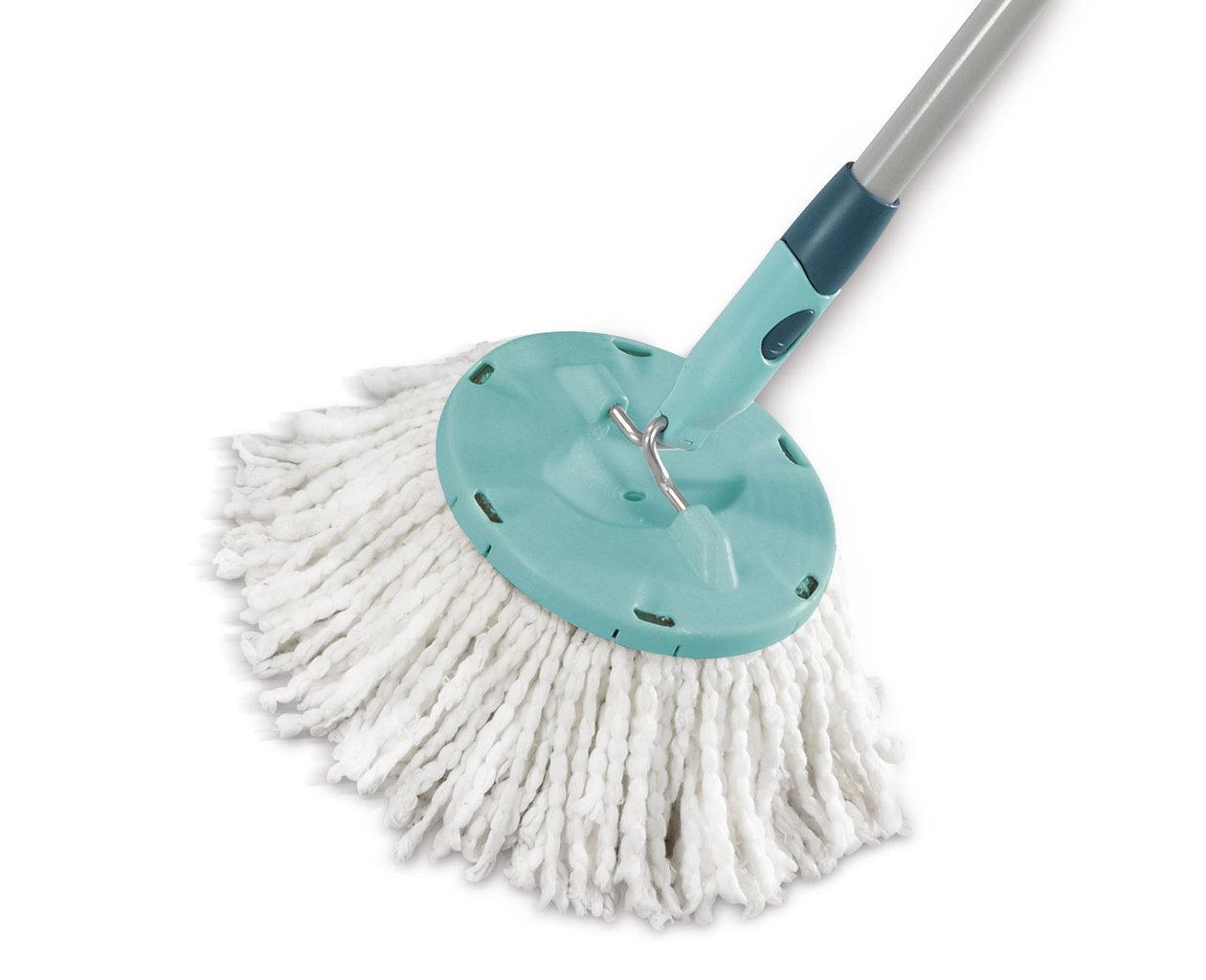 ricambio mocio clean twist mop leifheit compra online rosi store. Black Bedroom Furniture Sets. Home Design Ideas