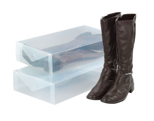Wenko aufbewahrungsbox für stiefel