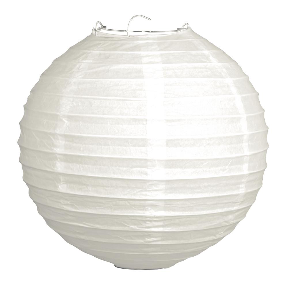 Paralume carta di riso 40 cm diametro compra online rosi for Tende carta di riso