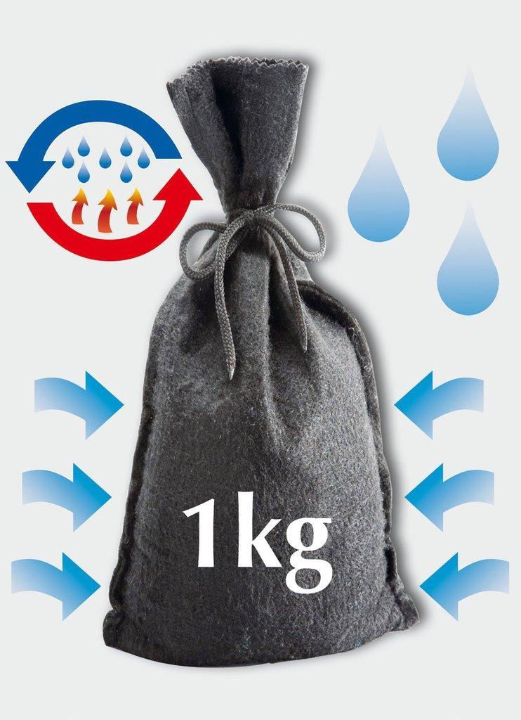Deumidificatore assorbente sacchetto compra online rosi for Deumidificatore funzionamento