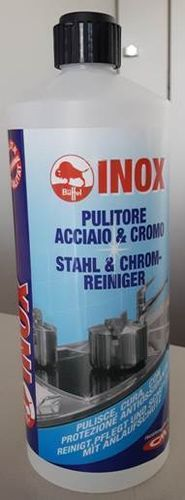 BUFFEL Inox Cleaner 1000ml - 6 pezzi