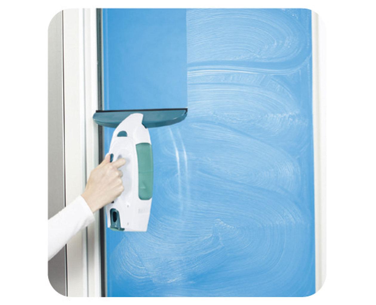 leifheit 51001 3 set lavavetri aspirante dry clean con manico. Black Bedroom Furniture Sets. Home Design Ideas