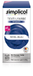 SIMPLICOL 1809 Textilfarbe intensiv ROYAL-BLAU